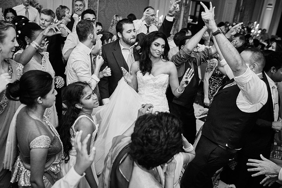 mariée danse